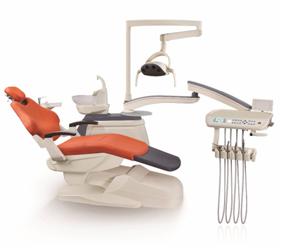 Hot Sale Intelligent Dental Chair with 9 Memories Dental Unit for Dental Clinic