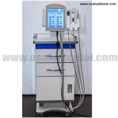 Endo system with Endo motor, apex locator, obturation, with colorful Monitor/endodontic curing system