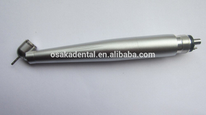 Dental 45 degree LED surgical led handpiece turbine with 2 holes or 4 holes