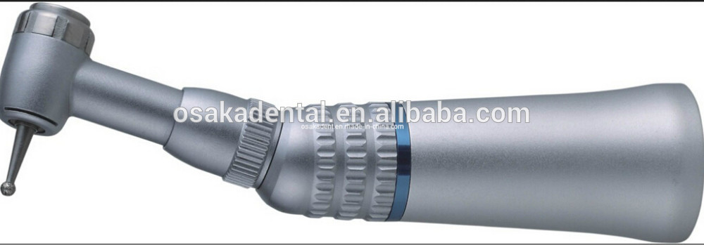 Dental handpieces of Low Speed Push Button Contra Angle