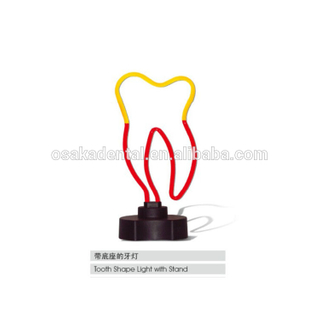 Teeth Shape Light for Decoration