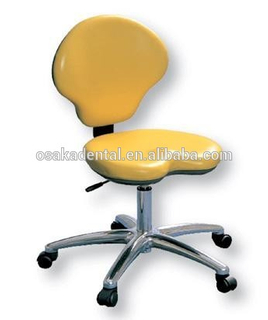 Beautiful cheap price dental supply dentist Assistant stool/dentist chair with CE