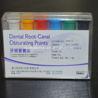 Original Dentsply Gutta Percha(Dental Root-Canal Obturating points)
