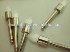 Hot sales dental polish nylon brush small head PB-340