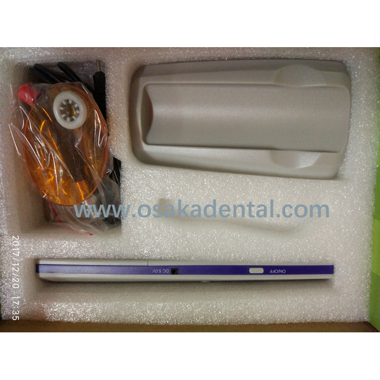 Dental equipment of LED curing light Ultraviolet light & blue light White light diagnostic function Cariesdetected function