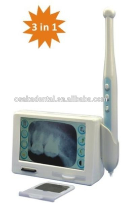 5 inch LCD intraoral camera / endoscope with x ray film reader