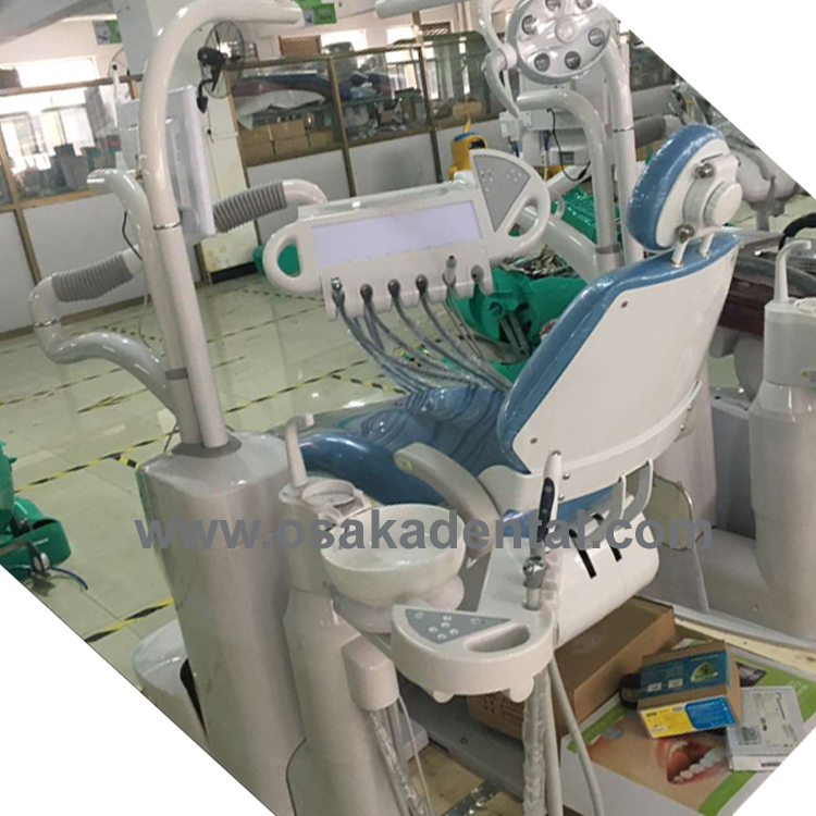 OSA-A5000 OSAKADENTAL COMPANY High Level Medical Dental Product treatment chair/High class dental unit
