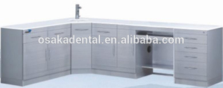 High fashion Stainless Steel Dental Cabinet medical cabinet