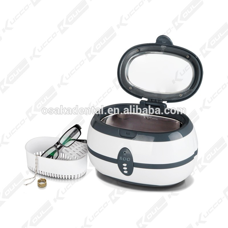 Dental Digital Ultrasonic Cleaner with CE