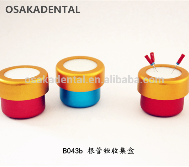 Endo Files Collection Box Economical Type Osa-B043B