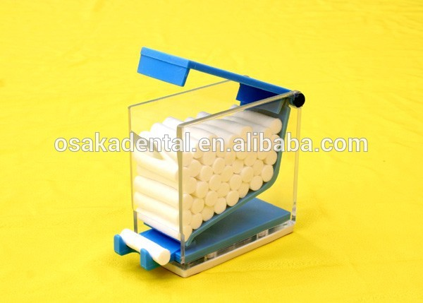 High Quality Best Price Dental Cotton Roll Dispenser / Cotton Roll Container
