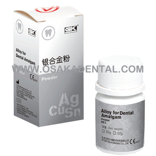 OSA-Capsule- GK3 Dental amalgam alloy powder