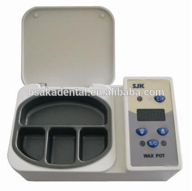 Dental laboratory Dental Wax Heating Pot 4 Slots Digital Dental Lab equipment