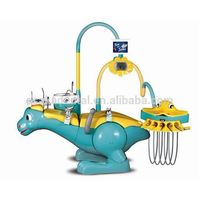 OSA-A8000-IIA FDA and CE Approved Kids Dental unit with Dinosaur design Children dental Chair Unit