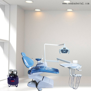 Dental Chair with Air Compressor