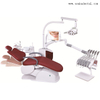 Comfortable Top Mounted Tray Dental Chair for Dental Clinic