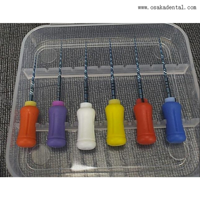 Hand Use Dental Endodontic Blue Niti File