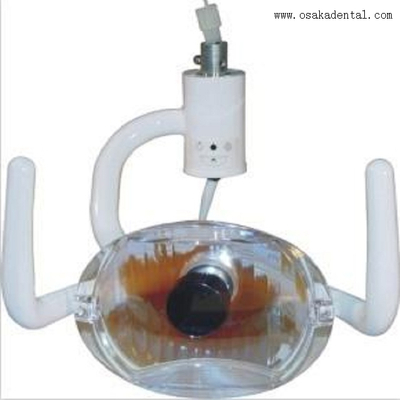 Halogen dental lamp without sensor
