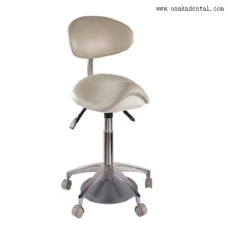 Luxury dental stool PU leather