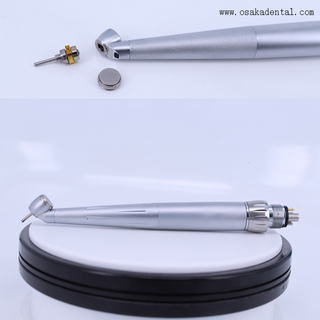 45 Degree High Speed Fiber Optic Dental Handpiece