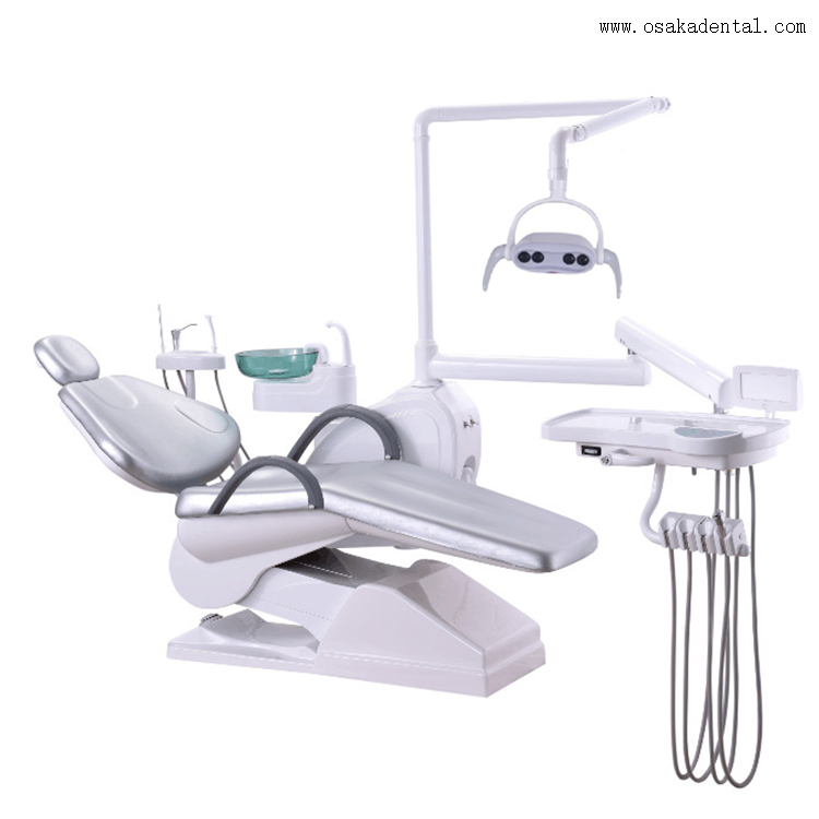 Cheapest Dental Chair Unit with Air Compressor