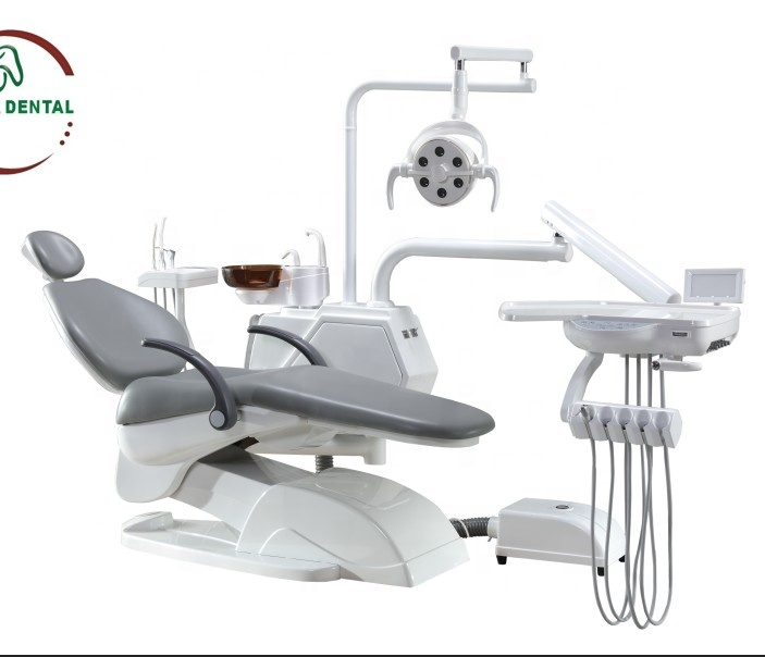 OSA-A1 Intelligent New Design Dental Unit Dental Chair with 3 Memories