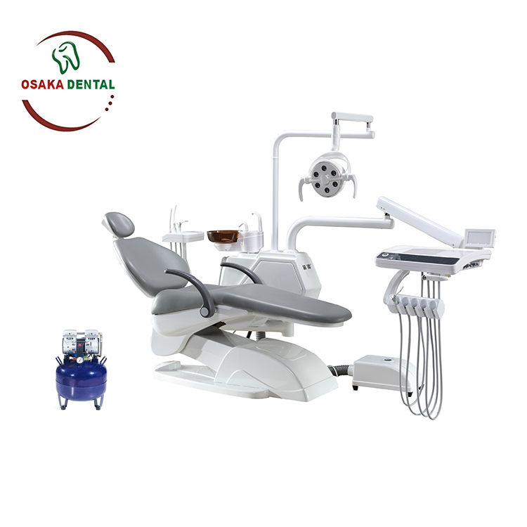 Hight Quality dental Unit Touch Screen Control Panel with Air Compressor