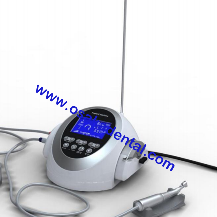Dental Implant surgical machine with 20:1 contra angle