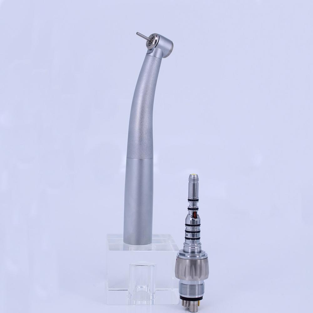 Factory Supplies Fiber Optic High Speed Handpiece With Coupling