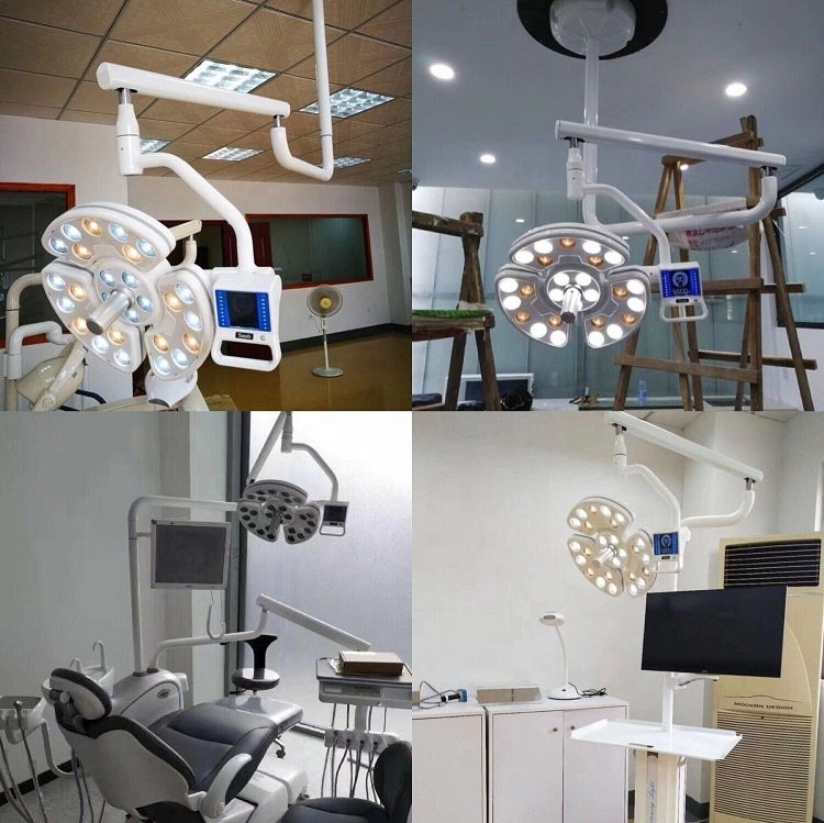 New Dental LED Planting Lamp 26 LED-Bulbs install on the Chair